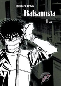 Okładka książki Balsamista t. 1