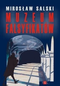 Okładka książki Muzeum falsyfikatów