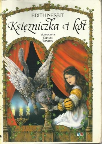 Okładka książki Księżniczka i kot