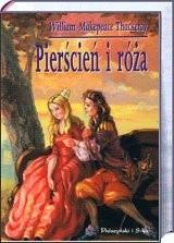Okładka książki Pierścień i róża