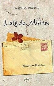 Okładka książki Listy do Miriam