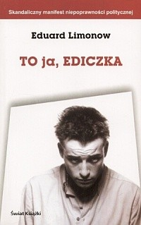 Okładka książki To ja, Ediczka