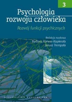 Okładka książki Psychologia rozwoju człowieka t.III
