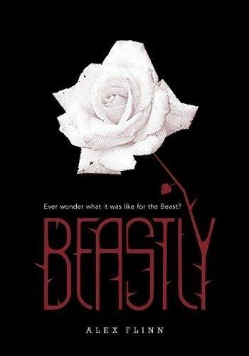 Okładka książki Beastly
