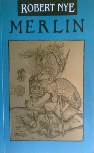 Okładka książki Merlin