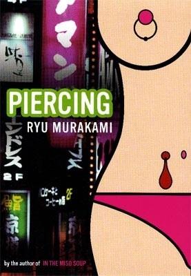 Okładka książki Piercing
