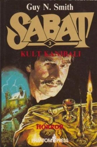 Okładka książki Kult kanibali