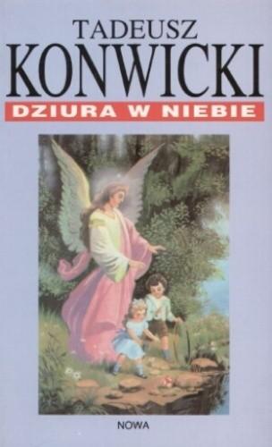 Okładka książki Dziura w niebie