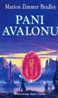 Okładka książki Pani Avalonu