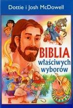 Okładka książki Biblia właściwych wyborów