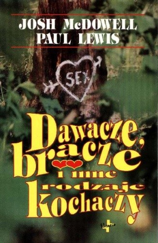 Okładka książki Dawacze, bracze i inne rodzaje kochaczy