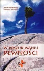 Okładka książki W poszukiwaniu pewności