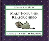 Okładka książki Mały Ponurnik Kłapouchego