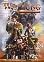 Okładka książki Wolsung: Magia Wieku Pary