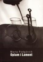 Okładka książki Opium i lament