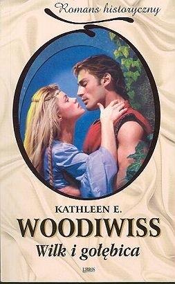 Okładka książki Wilk i gołębica