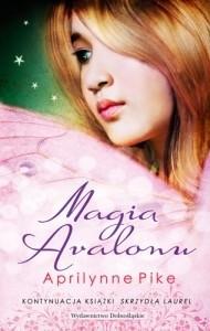 Okładka książki Magia Avalonu