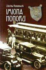Okładka książki Imiona Honoru