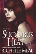 Okładka książki Succubus Heat
