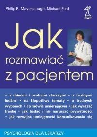 Okładka książki Jak rozmawiać z pacjentem