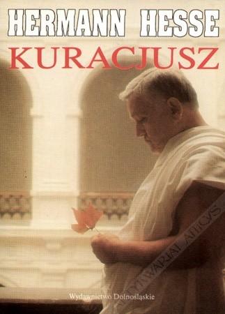 Okładka książki Kuracjusz. Zapiski z Kuracji w Baden