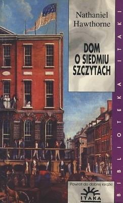Okładka książki Dom o Siedmiu Szczytach