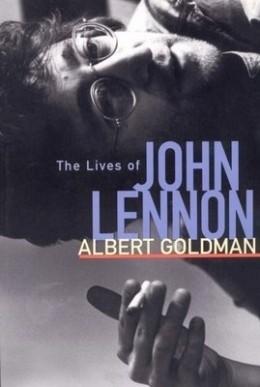 Okładka książki The Lives of John Lennon