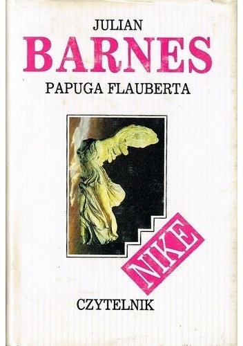 Okładka książki Papuga Flauberta