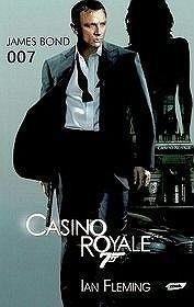 Okładka książki Casino Royale