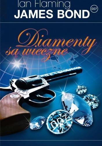 Okładka książki Diamenty są wieczne