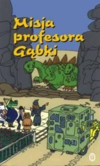 Okładka książki Misja profesora Gąbki