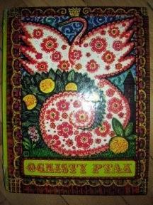 Okładka książki Ognisty ptak. Rosyjskie bajki ludowe
