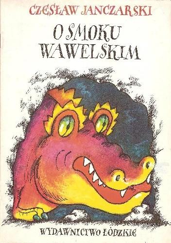Okładka książki O smoku wawelskim