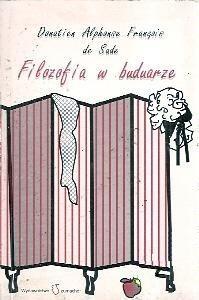 Okładka książki Filozofia w buduarze