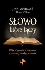 Okładka książki Słowo, które łączy