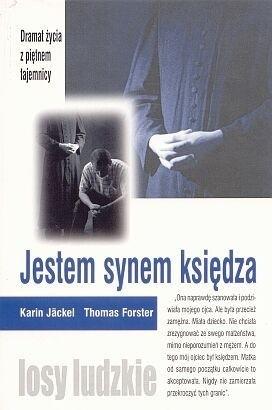 Okładka książki Jestem synem księdza