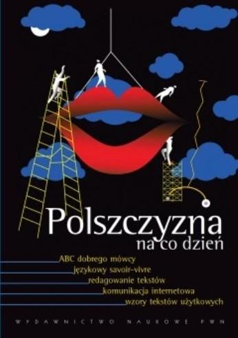 Okładka książki Polszczyzna na co dzień