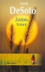 Okładka książki Źdźbło trawy