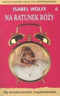 Okładka książki Na ratunek Róży