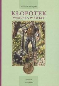 Okładka książki Kłopotek wyrusza w świat