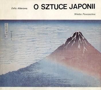 Okładka książki O sztuce Japonii