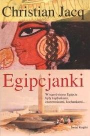 Okładka książki Egipcjanki