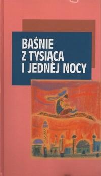Okładka książki Baśnie z tysiąca i jednej nocy