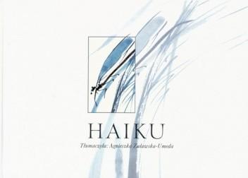 Okładka książki Haiku