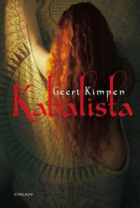 Okładka książki Kabalista