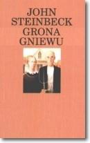 Okładka książki Grona gniewu