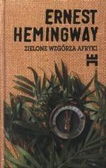 Okładka książki Zielone wzgórza Afryki