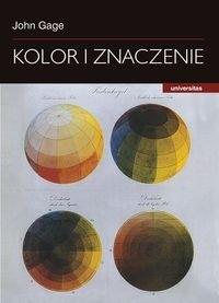 Okładka książki Kolor i znaczenie: Sztuka, nauka i symbolika
