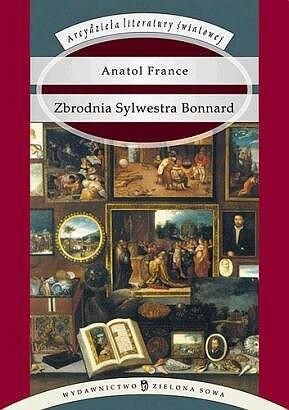 Okładka książki Zbrodnia Sylwestra Bonnard