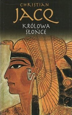 Okładka książki Królowa Słońce